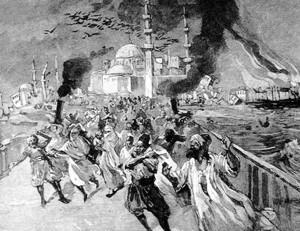 Tarihten bir do?al afet örne?i: 1894 ?stanbul Depremi